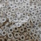 250PCS TO-220 Brown Beige High Temperature Insulation Nylon Washer Bushing Brown