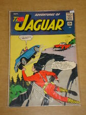 ADVENTURES OF THE JAGUAR #14 VG- (3.5) ARCHIE COMICS SEPTEMBER 1963