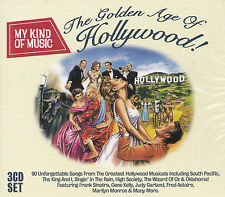 [NEW] 3CD: THE GOLDEN AGE OF HOLLYWOOD: VARIOUS ARTISTS