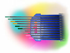 5 x 2 Wolframelektroden Free Rainbow 1,6 x 175 WIG AC DC Schweißen Wolframnadeln