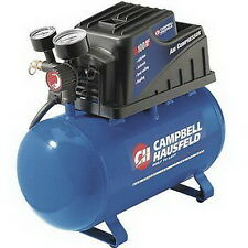 Reconditioned Campbell Hausfeld FP209400RB 3 Gallon Horizontal Air Compressor