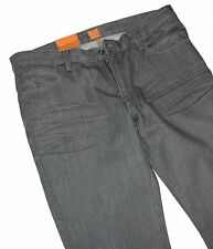 Hugo Boss 50270733 Black Denim Orange 63 miracle Slim Fit Jeans W34 / L36