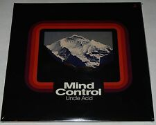 Uncle Acid ( And The Deadbeats) Mind Control LP DBL Black Vinyl Gatefold LP- New