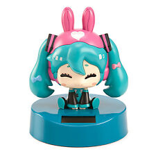 Vocaloid Miku Hatsune X CuteRody Solar Bobblehead Figure Closed Eyes Ver.
