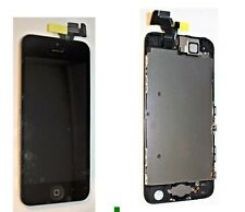 For iPhone 5 Black LCD Screen Complete - Parts Prefitted Apple