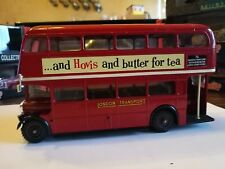 SOLIDO London Bus AEC Double Deck 1/50