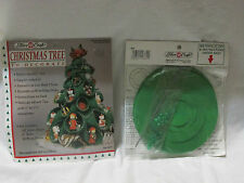 "2 Lot New Fibre Craft 8.5"" Foam Christmas Tree to Decorate Kit (Advent/Calendar)"