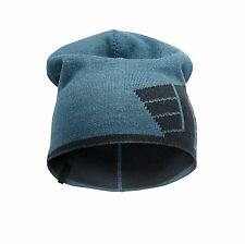 Snickers Workwear 9015 Reversible Beanie Snickers Beenies SnickersDirect Petrol