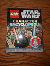 Lego Star Wars Character Encyclopedia - Hardcover Book - No figure