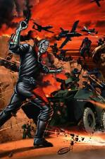 Greg Horn SIGNED GI Joe Comic Art Print ~ Destro
