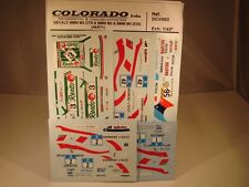DECALS 1/43 BMW M3 GTR - M3 (e30) Part 1 - COLORADO  DCV003