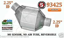 "Eastern Universal Catalytic Converter ECO III 2.25"" 2 1/4"" Pipe 8"" Body 93425"