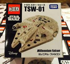 "Takara Tomy Tomica Star Wars TSW-01 Vehicle "" Millennium Falcon "" - Hot Pick"