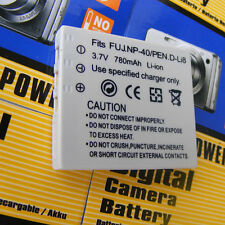Battery for FUJI NP 40 3.7v/710mah FinePix F610 F810 HH