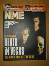 NME 1999 SEP 18 DEATH IN VEGAS PHONICS BLUR MORRISSEY