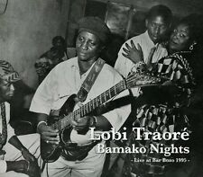 LOBI TRAORE - BAMAKO NIGHTS: LIVE AT BAR BOZO 1995  CD NEU