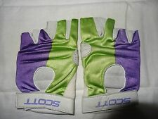 NIB  Scott gloves cycling  Eroica  new in original box size L Vintage