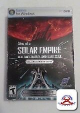 Sins of a Solar Empire: Collector's Edition New Sealed in factory packaging
