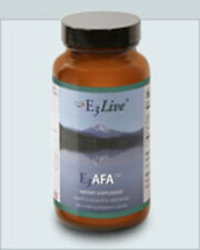E3Live AFA 60 capsules, Dietary Supplement,Organic, Klamath lake Blue Algae
