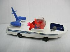 DINKY TOYS Coastguard Missile Launch Boat Car