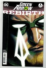 GREEN ARROW: REBIRTH #1 - JUAN FERREYRA COVER - 2nd PRINTING - DC COMICS - 2016
