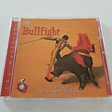 The Bullfight By Hugo Montenegro And His Orchestra CD 1997 Eclipse Music Canada