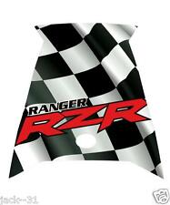 NG racing DESIGN QUAD POLARIS HOOD RZR800S RZR 800 FLAG UTV RANGER 2011 - 2013