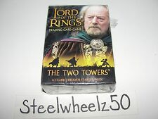Lord Of The Rings TCG Two Towers Theoden Starter Deck Decipher 2002 NEW LOTR CCG