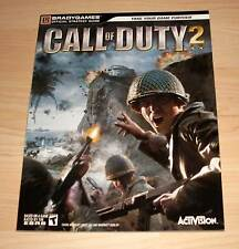 Call of Duty 2 - Official Strategy Guide - Bradygames ( Activision Lösungsbuch )
