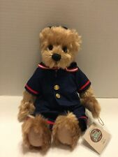 "Ganz Cottage Collectible ""Seymour"" Sailor Bear 1st Edition Yr 2000 Jointed"
