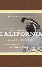 American Birding Association Field Guide To Birds Of California Jaramillo  Alvar