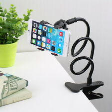 Long Arm Universal Lazy Bed Desktop Car Stand Mount Holder For SmartPhone OE