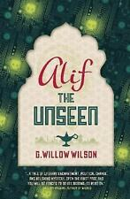 Alif the Unseen by G. Willow Wilson (2013, Paperback)