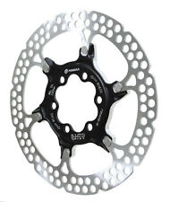 Formula Alloy Carrier Mountain Bike Disc Rotor - 6-bolt - 203mm - Black