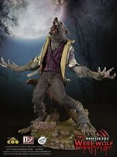 1/6 Scale COO Models The Monster File Were Wolf Action Figure Statue Model Gift