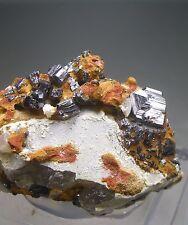 116.12 Rutilo 4.5x3.5 cm Rutile, Kipushi, R.D. Congo