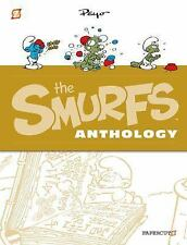 SMURFS ANTHOLOGY 4 NEW HARDCOVER BOOK