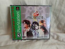 Final Fantasy VIII (Sony PlayStation 1, 1999) Complete, tested, fast shipping