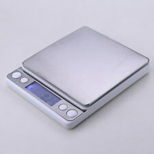 Home 500g x 0.01g Digital Pocket Gram Scale Jewelry Weight Electronic Balance