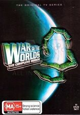 War Of The Worlds - Complete Series DVD Region ALL