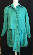 Womens UTEX  Lightweight Lined Polyester Coat Size S