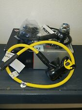 mares proton ICE Extreme scuba regulator plus octopus