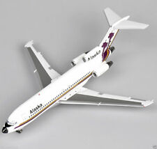 1/200 Inflight200 Diecast Model Aircraft Alaska N766AS Boeing 727-100 Type Model
