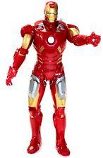 """2012 HASBRO MAVEL IRON MAN TALKS & SOUNDS-WORKS 10"""" TALKING ACTION FIGURE."""