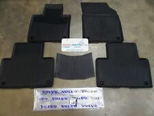 Genuine Volvo XC90 5 PIECE ALL WEATHER FLOOR MATS OE OEM 39828620