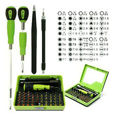 53 in 1 Multi-Bit Precision Torx Screwdriver Tweezer Cell Phone Repair Tool Set