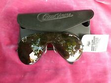 VINTAGE BAUSCH & LOMB RAY BAN WINGS  BROWN & PINK LENS ORIGINAL TAG NEVER WORN