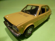POLISTIL S12 ALFA ROMEO ALFA SUD -  1:25 - RARE SELTEN - GOOD CONDITION