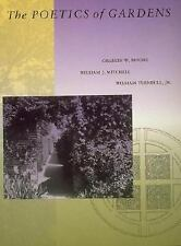 The Poetics of Gardens by Charles W. Moore Landscape Design (PB)