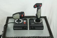 Quickshot Joystick QS 202 Thrustmaster Programmable 12 Button